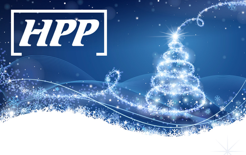HPP December Newsletter