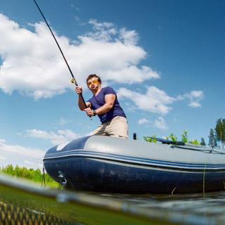 Less Work & More Fishing