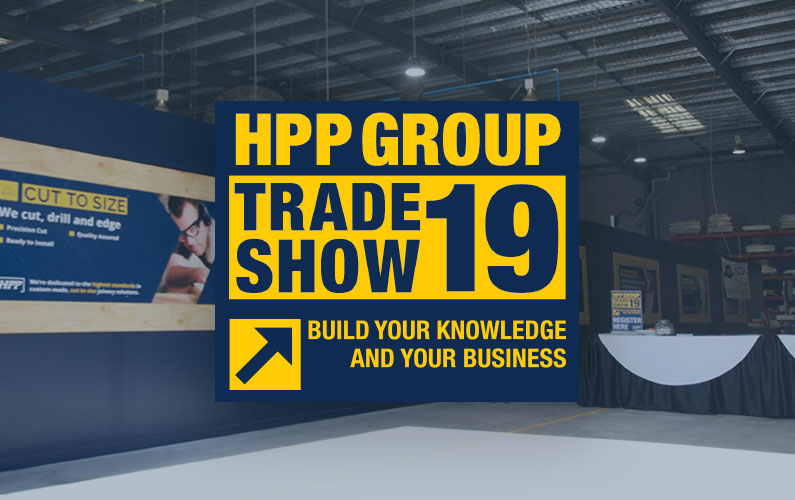 Another successful day at the HPP Group 2019 Trade Show